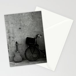 all about us Stationery Cards