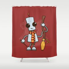 You're a Wizard Ned! Shower Curtain