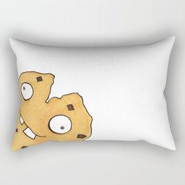Frontal Doughbotomy Rectangular Pillow