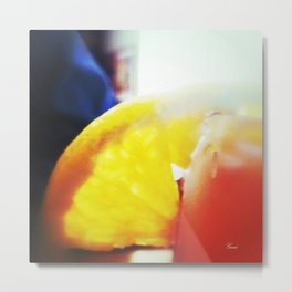 Quench  Metal Print