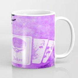 Purple Jokester Coffee Mug
