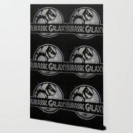 Jurassic Galaxy - Metal Wallpaper