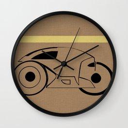 Speed Wall Clock