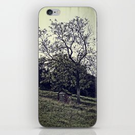 The Lonely Shed iPhone Skin