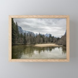 Just Another Place in My Heart Framed Mini Art Print