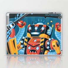 Death Metal Laptop & iPad Skin