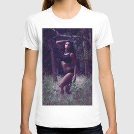 Secret beach trail T-shirt