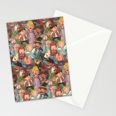 Children in Costume Stationery Cards