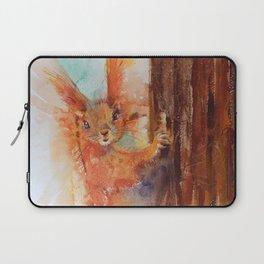 Squirrel Laptop Sleeve