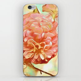 Floral Delight iPhone Skin