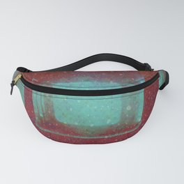 Into the City, Structure Windows Grunge Fanny Pack
