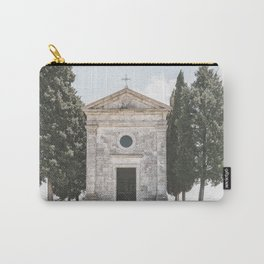 Chapel of the Madonna di Vitaleta Carry-All Pouch