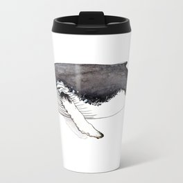 North Atlantic Humpback whale Travel Mug