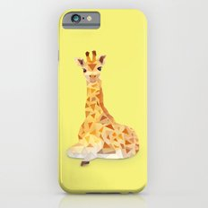 Giraffe. Slim Case iPhone 6s