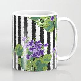 Sweet Violet - Birth Month Flower For February Coffee Mug