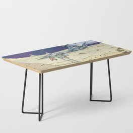 Steel Rescue Coffee Table