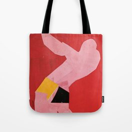 Small Dancer on a Red Background 1937, Cut Outs by Henri Matisse, Artwork Design, Poster Tshirt, Tee Tote Bag