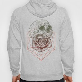 Skull Rose Geo Hoody