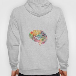 Circuit Brain Hoody