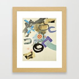 Enjoy Framed Art Print