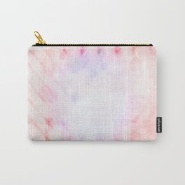 Rosy watercolor Carry-All Pouch