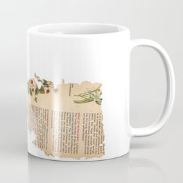 Berry Eyed' Beasts in Which to Nip at Your Feats Coffee Mug