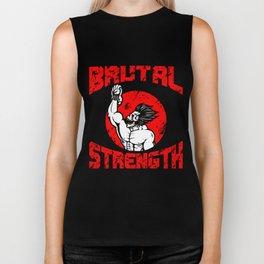 BRUTAL STRENGTH II Biker Tank