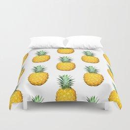 Big Pineapples Duvet Cover