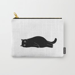 Black cat. Art Print Carry-All Pouch