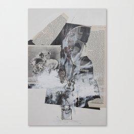 mamasita Canvas Print