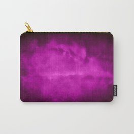 Purple Rain Clouds Carry-All Pouch