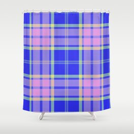 Colors look Shower Curtain