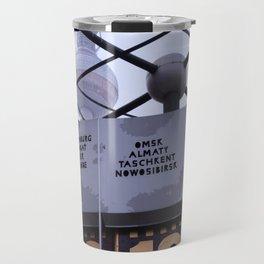 Weltzeituhr  Travel Mug