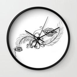 Exotica Wall Clock
