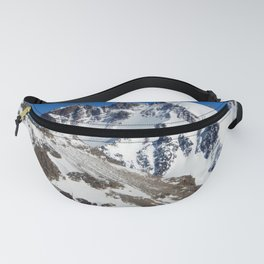 Patagonia Mountain View- TOP OF THE WORLD Fanny Pack