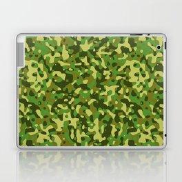 Flecktarn Jungle Camo Laptop & iPad Skin
