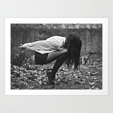 aequilibrium Art Print
