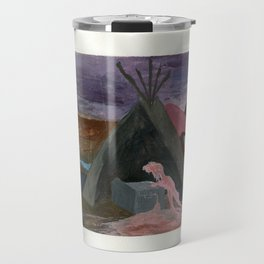 Taken, Post-Singularity, and Post-Acid Health Crisis Travel Mug