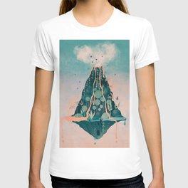 Emotion eruption T-shirt