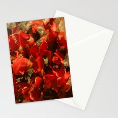 Alpenveilchenmix 1 Stationery Cards