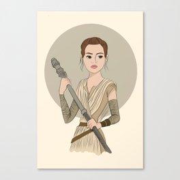Rey Canvas Print