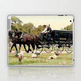 DADS LAST RIDE Laptop & iPad Skin