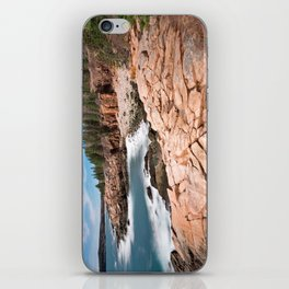 Acadia National Park - Thunder Hole iPhone Skin