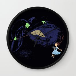 I'll Get You My Pretty Wall Clock