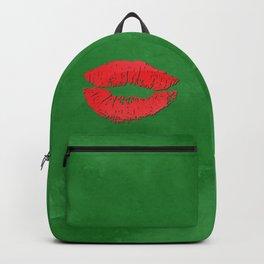 dp048-6 Watercolor kiss Backpack