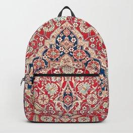 Mohtashem Kashan Central Persian Rug Print Backpack