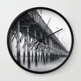 Pier IV Wall Clock