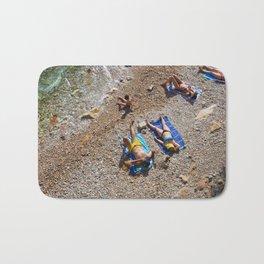 Underpass Beach Bath Mat