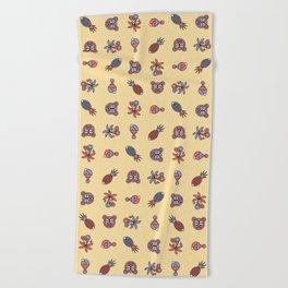 Orpacoan Beach Towel