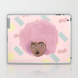 Bubblegum Girl Laptop & iPad Skin